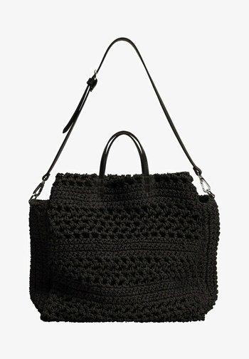 HOLBOX - Shopper - noir