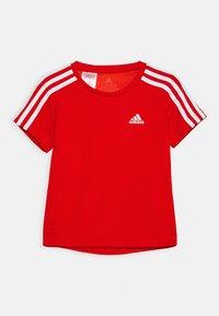 adidas Performance - Camiseta estampada - red/white - 0