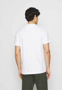Farah - DANNY TEE - Basic T-shirt - white - 2