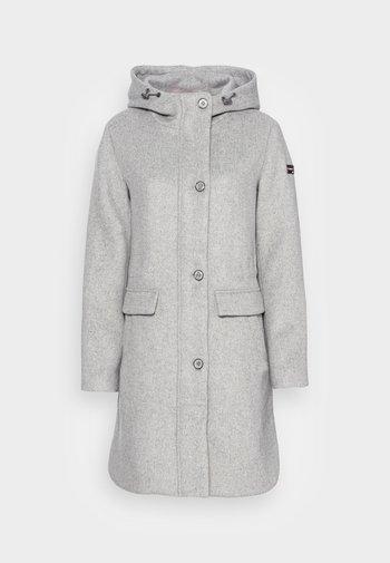 SAMANTA - Classic coat - iron