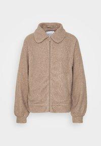 Vila - VIPIP BLOUSON - Winter jacket - simply taupe - 4