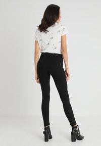 Scotch & Soda - HAUT - Slim fit jeans - stay black - 2