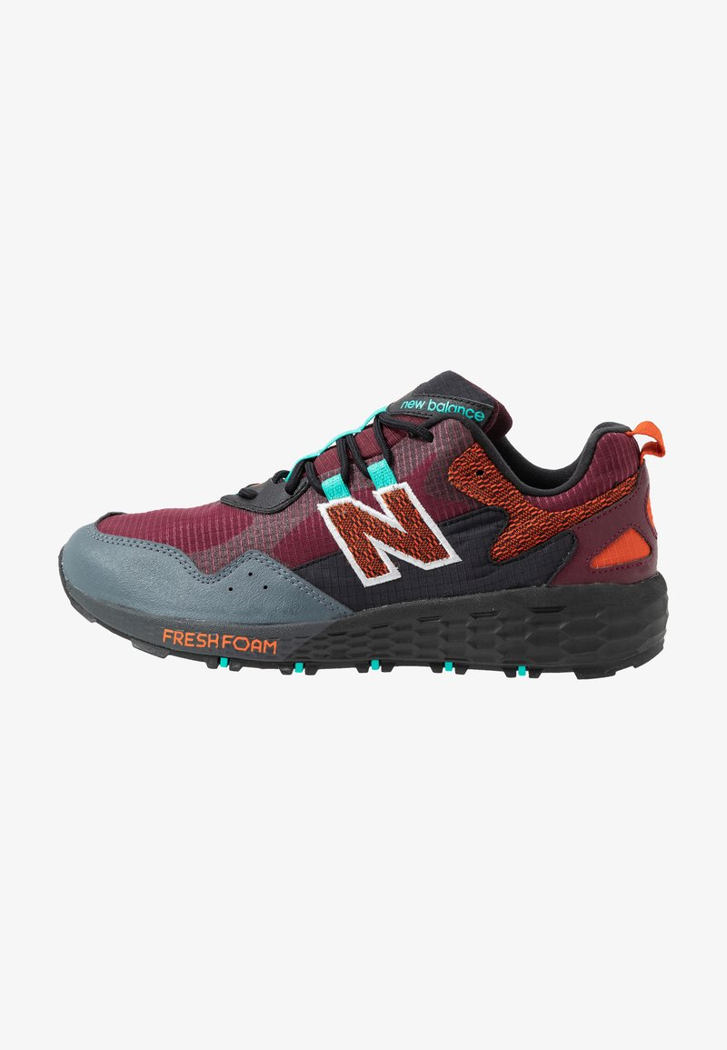 New Balance - FRESH FOAM CRAG - Løbesko trail - red