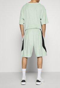 Martin Asbjørn - RIPLEY - Teplákové kalhoty - mint - 4