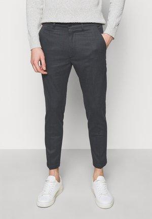 KREW - Kalhoty - dark blue