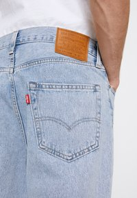 Levi's® - STAY LOOSE TAPER CROP - Jeans baggy - royal stonewash - 6