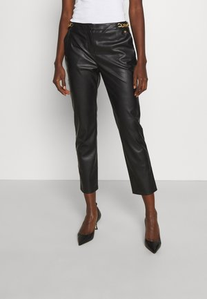 PANT NEW YORK - Trousers - nero