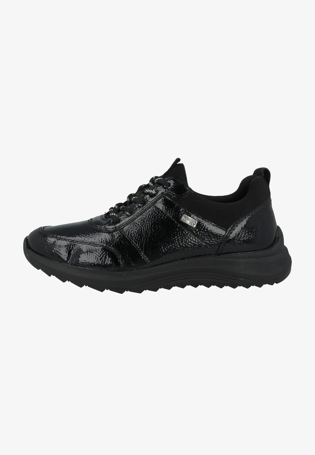 Sneakers laag - black (d5704-02)