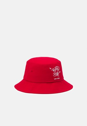 BAD BOY BUCKET HAT UNISEX - Hut - red