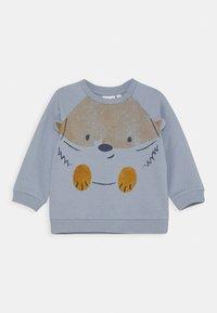 Name it - NBMLENUL BOX - Sweater - ashley blue - 0