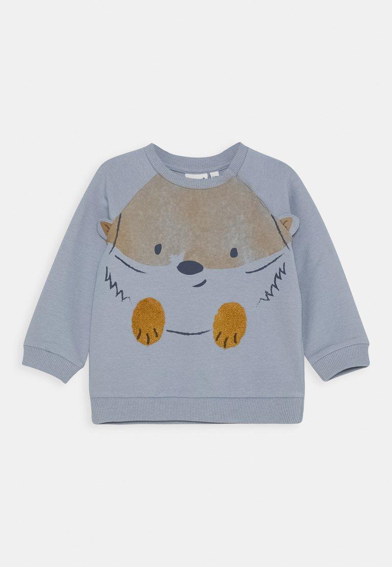 Name it - NBMLENUL BOX - Sweater - ashley blue