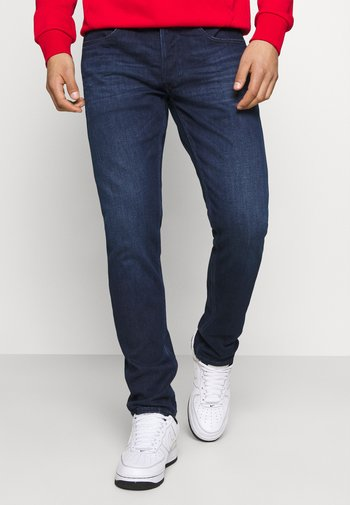 WILLBI LITE - Slim fit jeans - dark blue