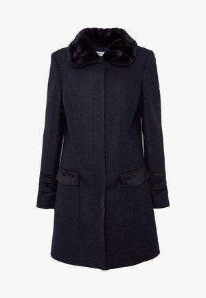AYANA - Classic coat - bleu marine