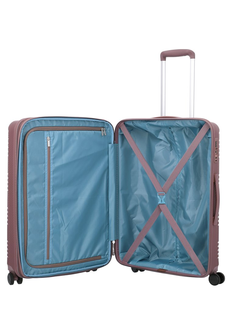 Travelite SET PACK - Kofferset - lilac/rosa - Herrentaschen Unfoa