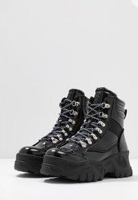 Buffalo - FENDO - Ankle boots - black - 4