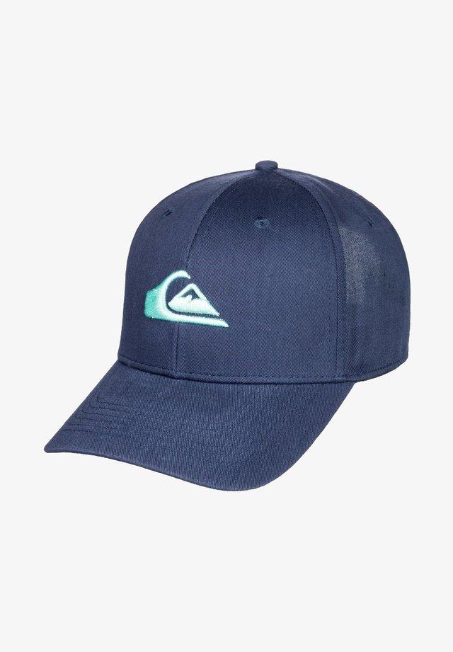 Cap - majolica blue