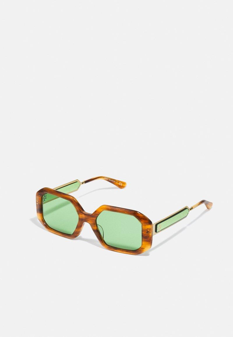 Tory Burch - Sunglasses - honey wood