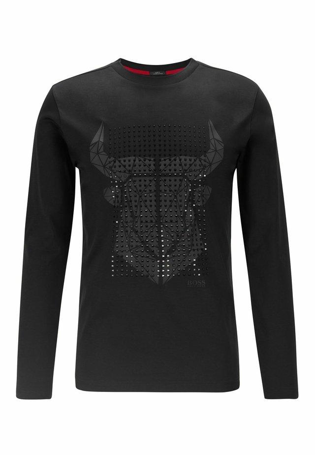 TEEOX 2 - Långärmad tröja - black