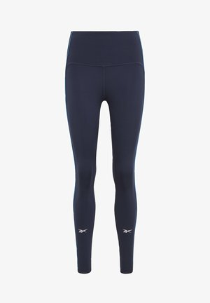 STUDIO LUX PERFORM LEGGINGS - Legginsy - blue