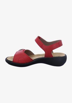 IBIZA  - Sandals - rot