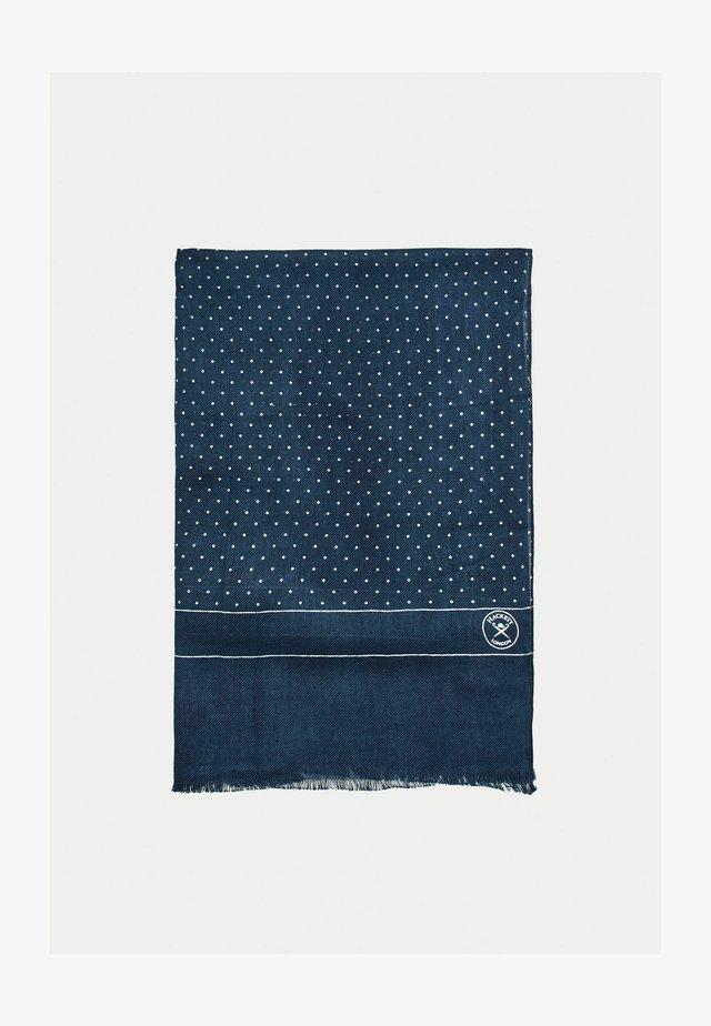 Écharpe - dark blue