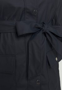 Dorothy Perkins Curve - RAINCOAT - Waterproof jacket - navy - 2