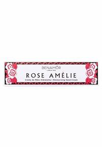 Benamor - HAND CREAM  - Crème mains - rose amélie - 1