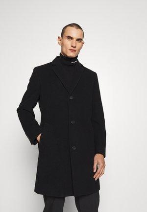COAT CLOUD - Classic coat - black