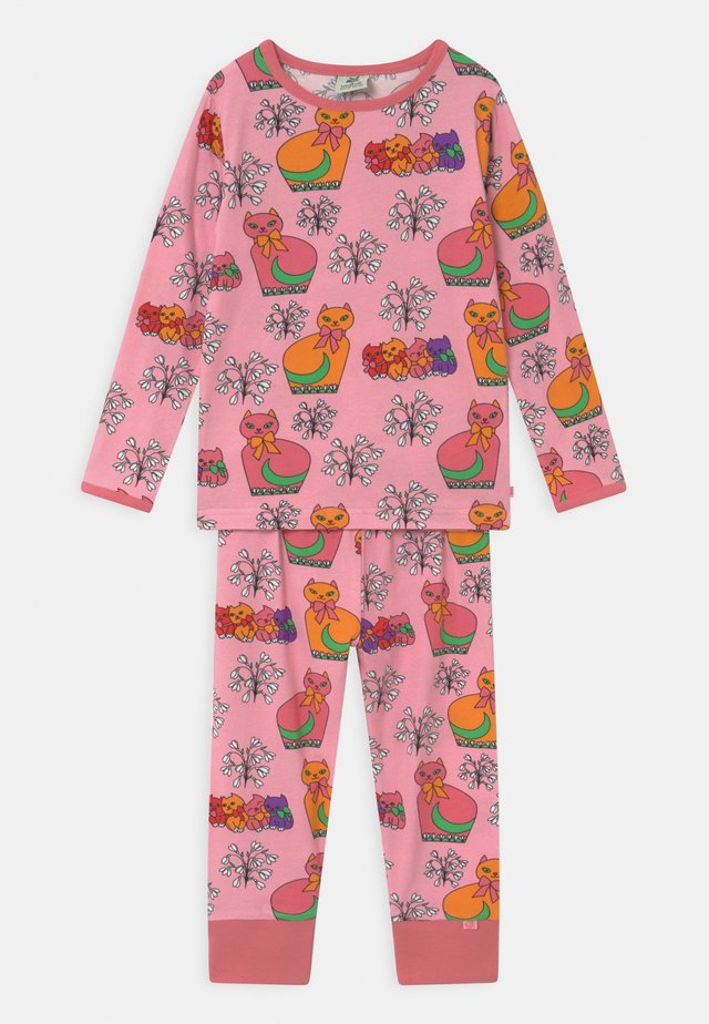 CATS - Pyjama - sea pink