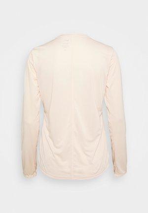 ONE - Bluzka z długim rękawem - guava ice/white