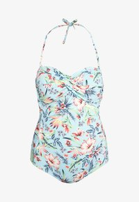 Esprit - SOUTH BEACH SWIMSUIT PADDED - Swimsuit - turquoise - 5