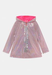 Billieblush - RAIN COAT - Waterproof jacket - pink - 0