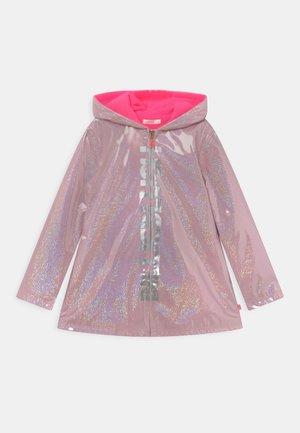 RAIN COAT - Waterproof jacket - pink