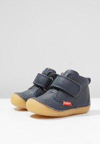 Kickers - SABIO - Baby shoes - dark navy - 0