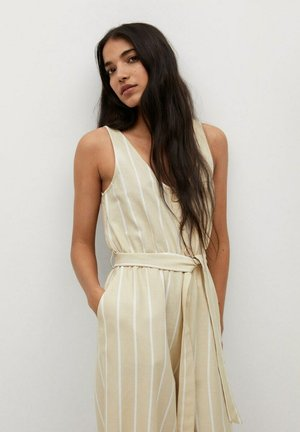 LOUISAL - Jumpsuit - beige