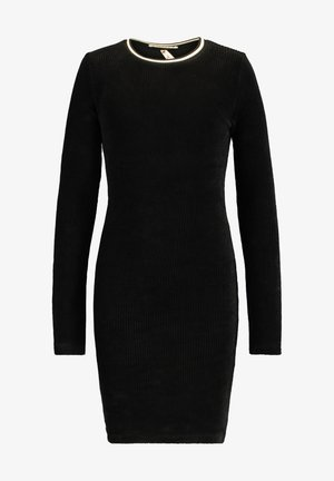 DEWY JR - Jumper dress - black