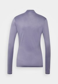 Who What Wear - MOCK NECK - Long sleeved top - dusk - 1