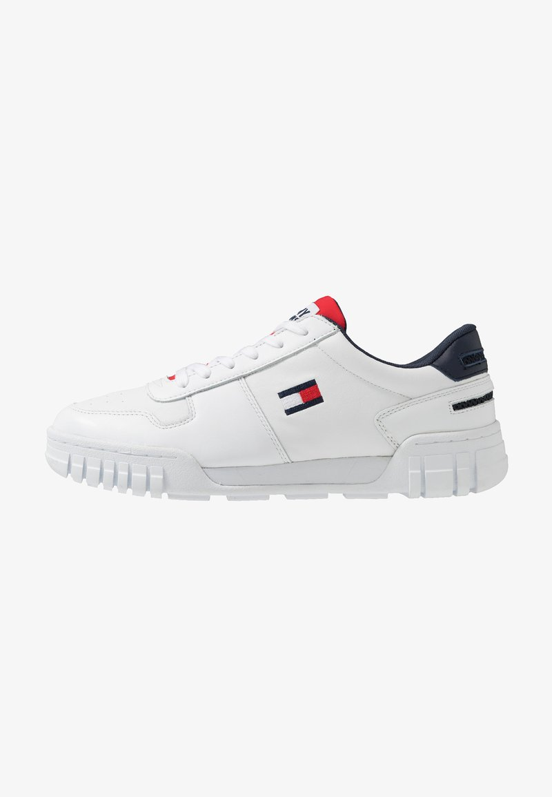 Tommy Jeans - RETRO - Trainers - white