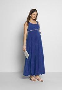 Pomkin - IMANI - Maxi šaty - indigo - 1