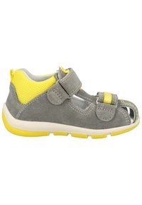 Superfit - Baby shoes - grey/yellow - 6