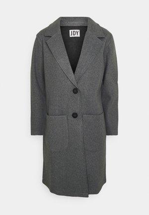 JDYBONDY - Klassisk kåpe / frakk - dark grey melange
