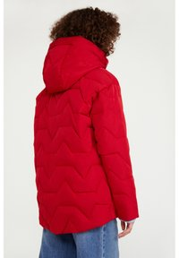 Finn Flare - Winter jacket - red - 4