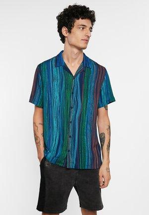 CAM AJAZ - Shirt - blue