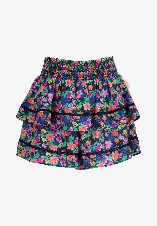 Shorts - dark blue allover