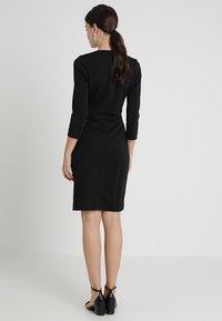 InWear - NIRA DRESS - Jerseyjurk - black - 2