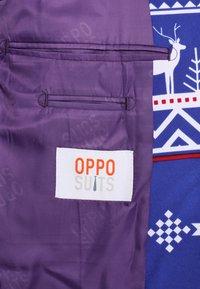 OppoSuits - THE RUDOLPH - Oblek - blue - 10