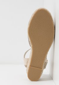 New Look - TOBAGO  - Espadrilles - gold - 6