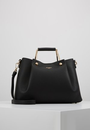 DARLOW - Handbag - black plain