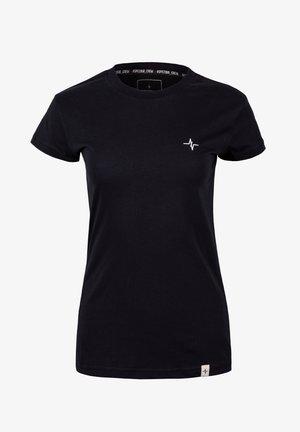 GUNDULA - T-shirt basic - black