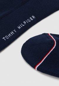 Tommy Hilfiger - MEN ICONIC SNEAKER 2 PACK - Socks - dark navy - 1